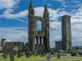 St. Andrews Cathedrale